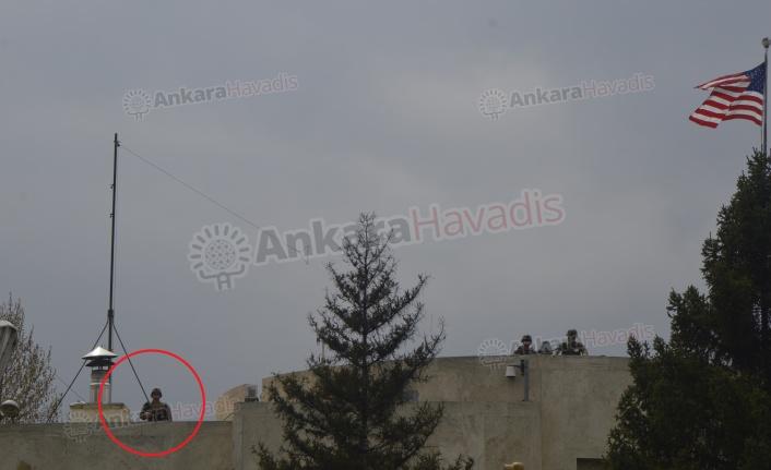 Ankara'da Skandal: ABD Askerleri Silah Gösterdi!