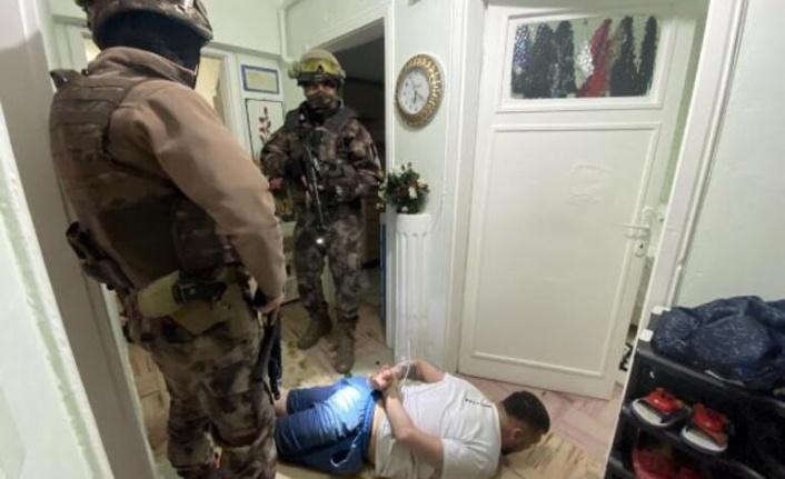 Ankara'da Vadi Operasyonu: 128 Adrese Baskın!