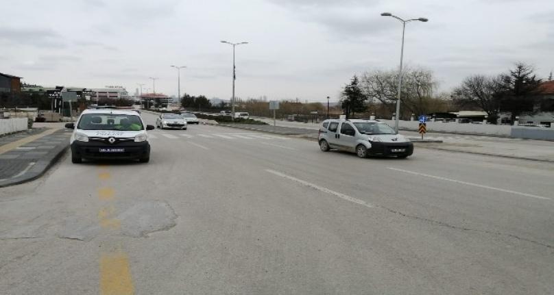 Ankara'da Zincirleme Trafik Kazası: 3 Araç Karıştı!