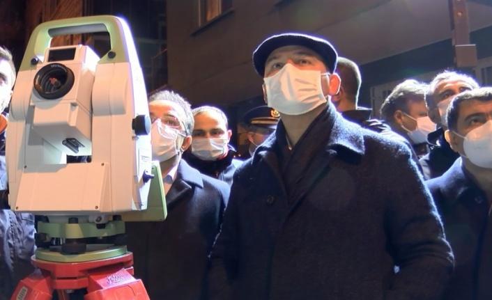 Ankara'da 'Mağdur olduk' diyen vatandaşa Soylu'dan yanıt: Devlet, kimseyi mağdur etmez