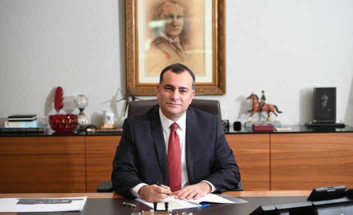 Anketlerde Türkiye'nin En Başarılı Belediye Başkanı Alper Taşdelen