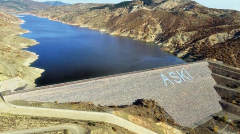 ASKİ Ankara'nın İçme Suyu için Koruma Planı Hazırladı