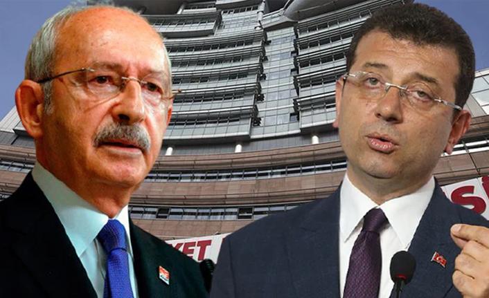 'CHP Genel Merkezi İmamoğlu'ndan Rahatsız'