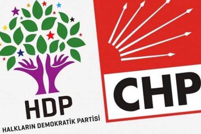 CHP-HDP Çatlağı Büyüyor: HDP ile TBMM'den Kızılay'a Bile Yürünmez!