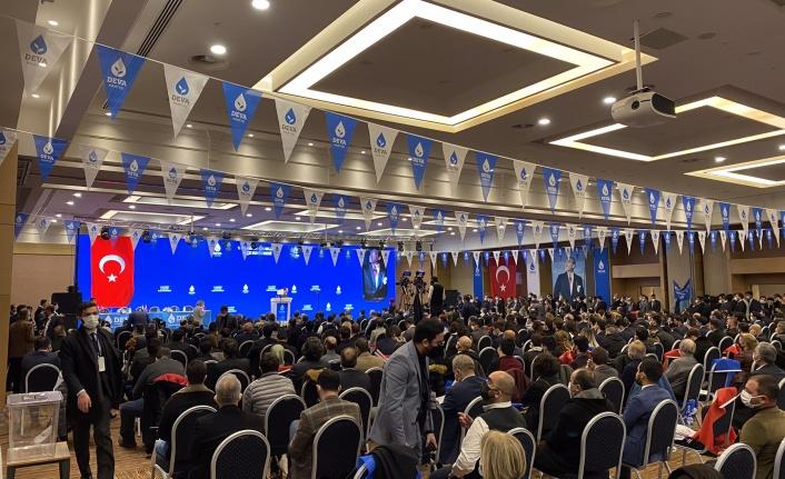 DEVA Partisi Babacan'ın Katılımıyla Çankaya Kongresini Tamamladı