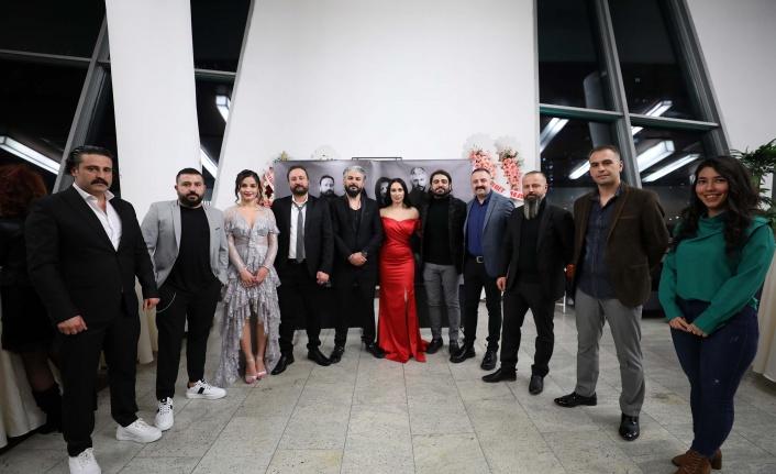 Dört Dizisinin Galası Yenimahalle'de Yapıldı