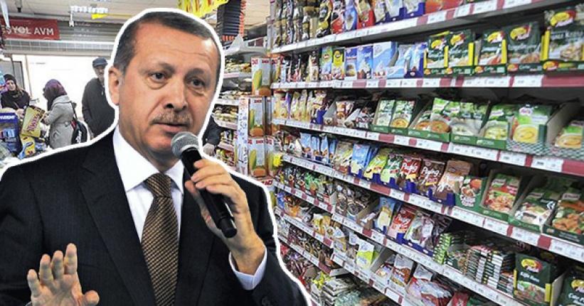 Erdoğan Talimat Verdi: 500 Ucuzluk Marketi Geliyor