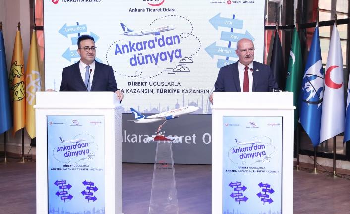 Esenboğa'dan 8 Yeni Destinasyona Direkt Uçuşlar Başlıyor