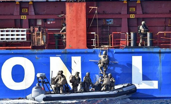Fransızlardan Akdeniz'de Türk gemisine Baskın İddiası!