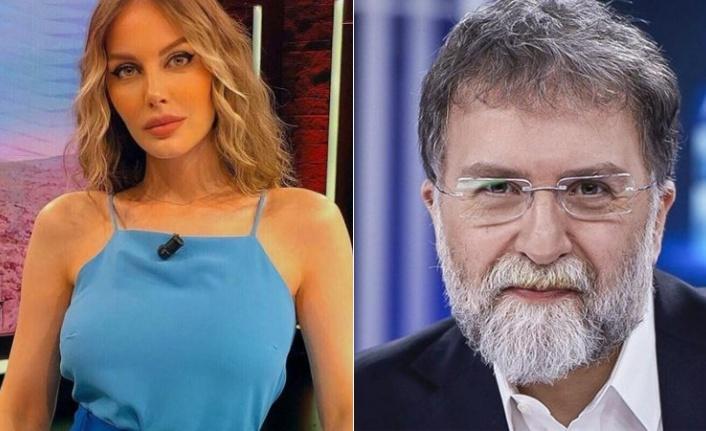 Hande Sarıoğlu'ndan Ahmet Hakan'a: Benimle Dans Eder, Ağzının Suyu Akardı