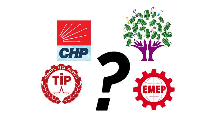 HDP Kapatma Sonrası  Hangi Partilerle Birleşecek? Dikkat Çeken İddia..