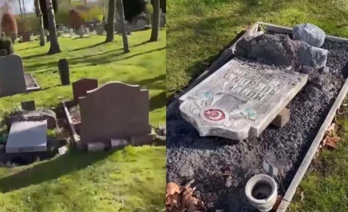 İsveç'te Skandal: Müslüman Mezarlığına Saldırdılar