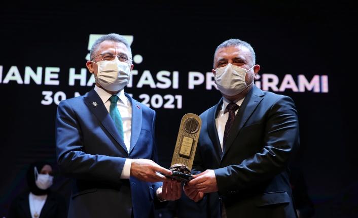 'Kütüphaneler Şehri Sincan'ın Adına Yakışır Ödüller