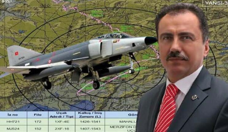 Muhsin Yazıcıoğlu Suikastinde Olay Yaratacak 'Savaş Uçağı' Detayı!