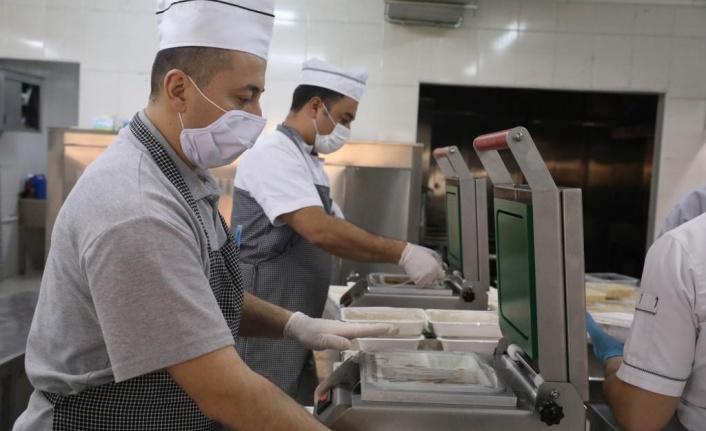 Sincan Belediyesi'nden Ramazan Ayında Yemek Yardımı