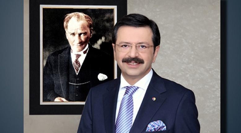 TOBB Başkanı Rifat Hisarcıklıoğlu'ndan 23 Nisan Mesajı