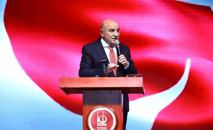 Turgut Altınok'tan HDP'nin Soykırım Yalanına Sert Tepki