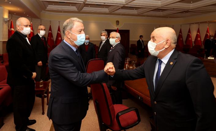 Türkiye Emekli Subaylar Derneği'nden 103 Emekli Amiralin Bildirisine Sert Tepki
