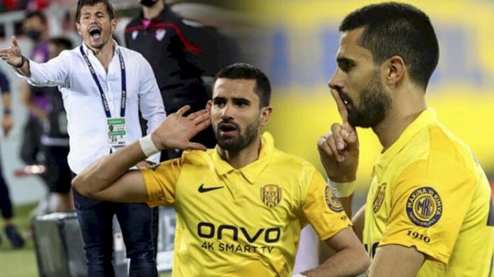 Alper Potuk'un Gol Sevinci Fenerbahçelileri Kızdırdı