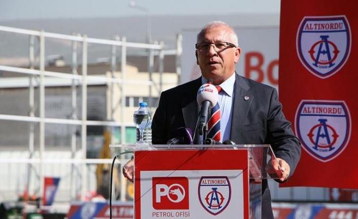 Altınordu Başkanı Seyit Mehmet Özkan: Süper Lig'e Çıkarsak Yabancı Oyuncu Oynatmayacağız
