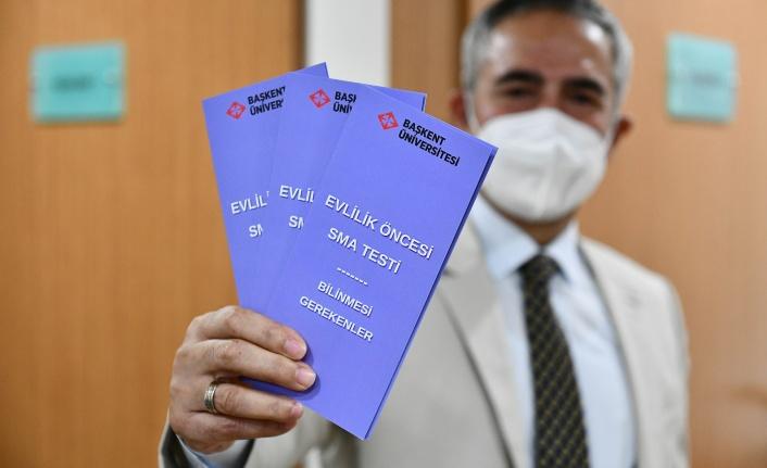 Ankara Büyükşehir'den Evlenecek Çiftlere Ücretsiz SMA Testi