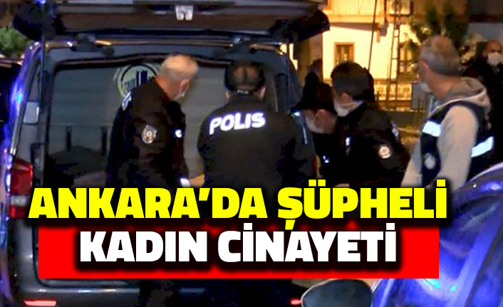 Ankara'da 27 Yaşındaki Tuğçe Ünsal Başından Vurularak Öldürüldü!