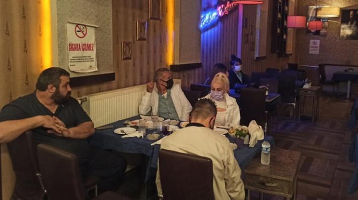 Ankara'da Eğlence Kulüplerine Gece Baskını!