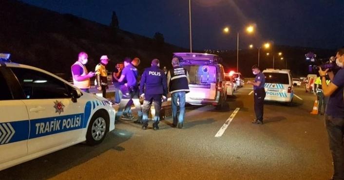 Ankara'da Feci Kaza: Motosiklet Devrildi, Sürücü ve Arkadaşı Öldü