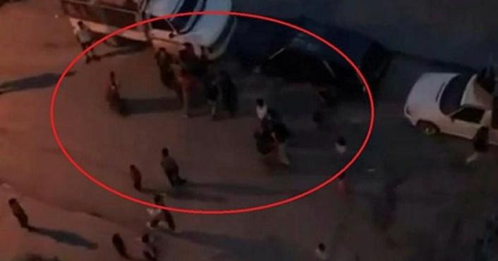 Ankara'da Kağıt Toplayıcıları Birbirlerine Girdiler!