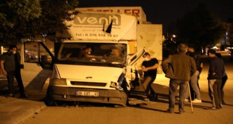 Ankara'da Korkunç Trafik Kazası: 1'i Ağır 4 Yaralı