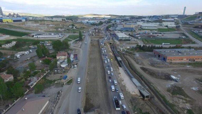 Ankara-Kahramankazan Arasındaki Mesafe 15 Dakika Kısalacak