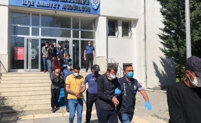 Ankara Merkezli 4 İlde Uyuşturucu Operasyonu: Çok Sayıda Gözaltı!