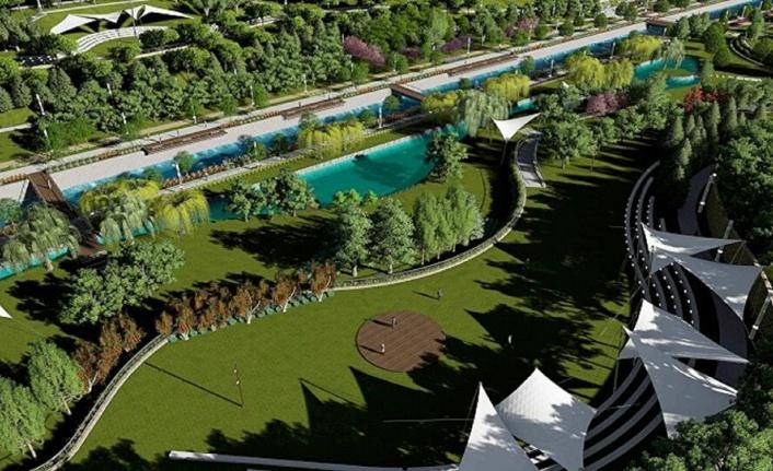Ankara'nın Central Parkı 30 Ağustos'ta Hazır!