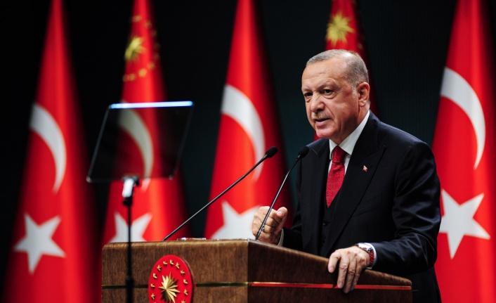 Cumhurbaşkanı Erdoğan'dan 'Normalleşme' Mesajı