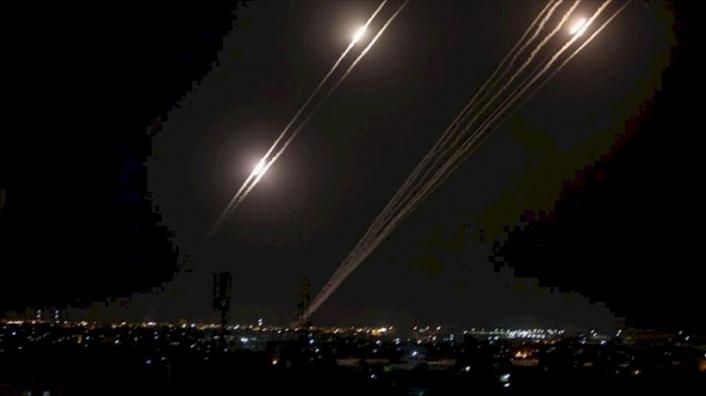 'Demir Kubbe' Pamuk Çıktı: Saldırıları Engelleyemedi