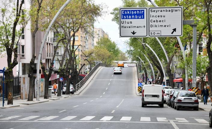 Dikkat: Ankara'da Bu Yollar Trafiğe Kapatılacak