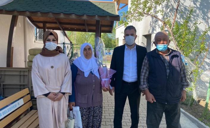 Ertuğrul Çetin Bayram Sevincini Pursaklar Halkı İle Paylaştı
