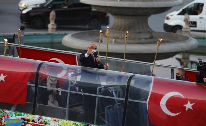 İstanbul'un Fethi Keçiören'de de Coşkuyla Kutlandı