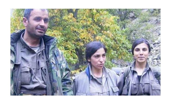 Jandarma Raporu: PKK'ya Kadınlar HDP Üzerinden Gidiyor