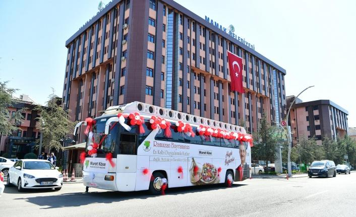Mamak Belediyesi, Bayram Coşkusunu Evlere Taşıdı