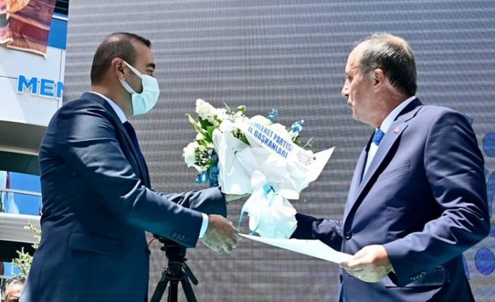 Muhammed Sarıkaya Memleket Partisi Ankara İl Başkanı Oldu