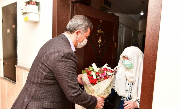 Murat Köse Şehit Annelerini Unutmadı