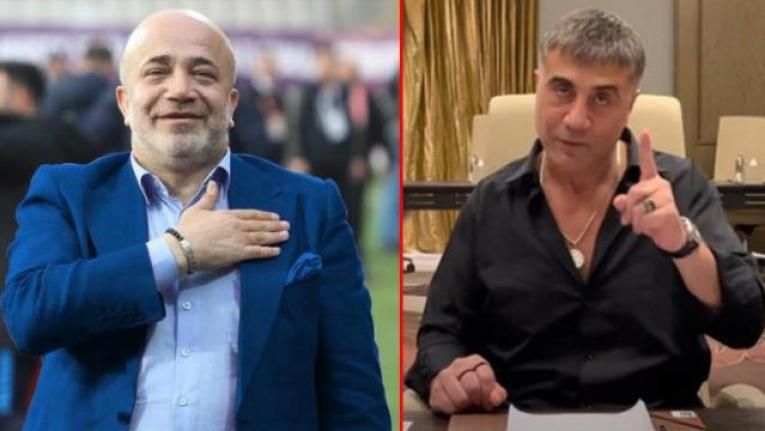 Murat Sancak Sedat Peker'in 'Albayrak Evinde Kalıyor' İddialarına Yanıt Verdi
