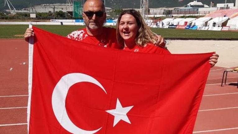 Pınar Akyol Avrupa Şampiyonu Oldu