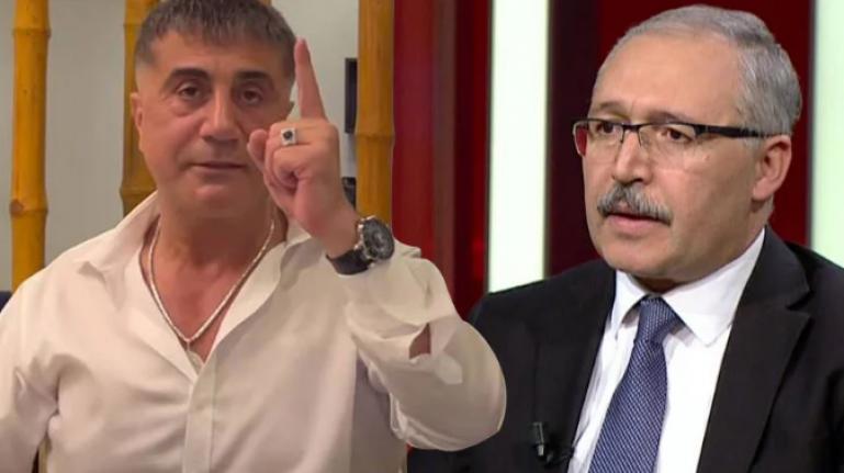Sedat Peker'den Beşinci Video: Abdulkadir Selvi'ye Ağır Hakaret!