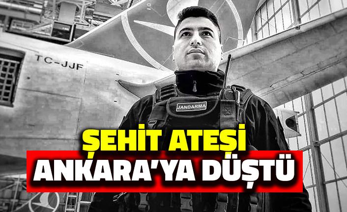 Şehit Ateşi Ankara'ya Düştü: Uzman Çavuş Hüseyin Keleş Keçiören'de Defnedilecek