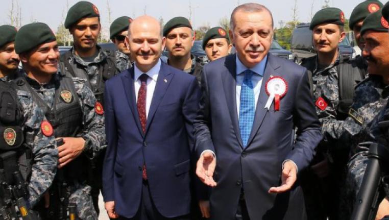 Bomba İddia: Cumhurbaşkanı Erdoğan, Süleyman Soylu'yu Uyardı!