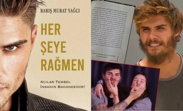Survivor Yarışmacısı Barış Murat Yağcı'nın Kitabında Tepki Çeken İfadeler