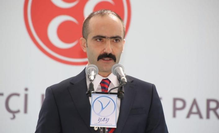 Turgay Baştuğ'dan Ramazan Bayramı Mesajı