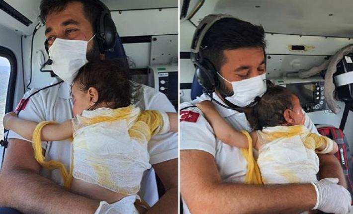 Türkiye'yi Gözyaşına Boğan Beril Bebekten Güzel Haber